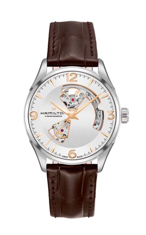 Hamilton Jazzmaster Open Heart Auto Watch H32705551 product image