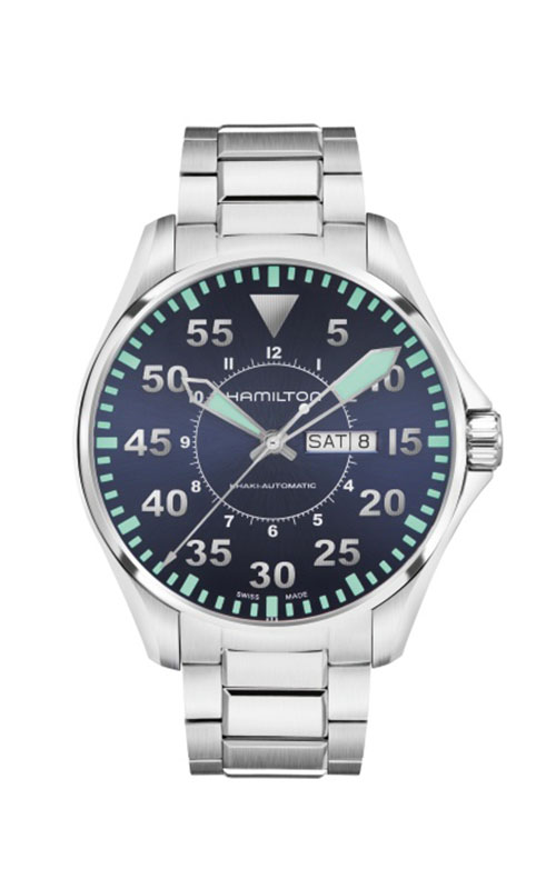 Hamilton Khaki Aviation Pilot Auto Watch H64715145 product image
