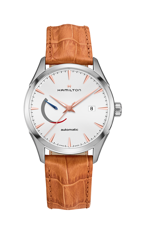 Hamilton Jazzmaster Power Reserve Watch H32635511 product image