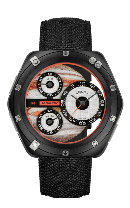 Hamilton ODC X-03 Limited Edition Watch H51598990 product image