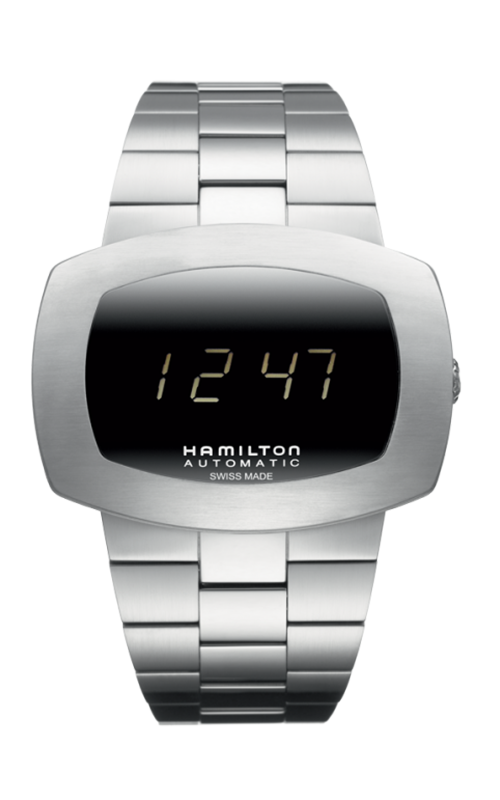 Hamilton Pulsomatic Watch H52515139   product image