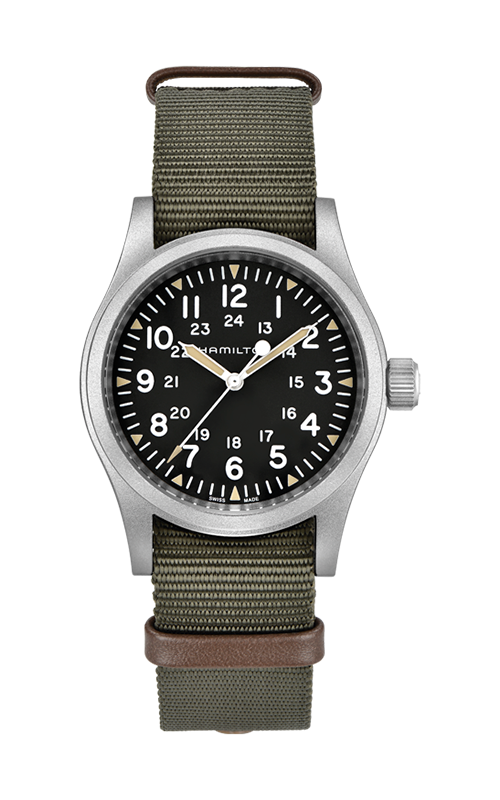 Hamilton Khaki Field Mechanical Watch H69429931 product image