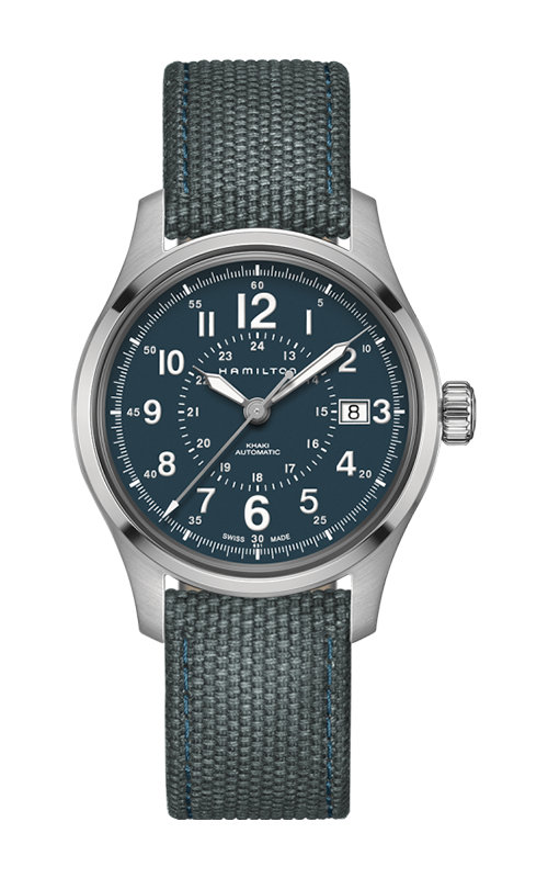 Hamilton Khaki Field Auto 40MM Watch H70305943 product image