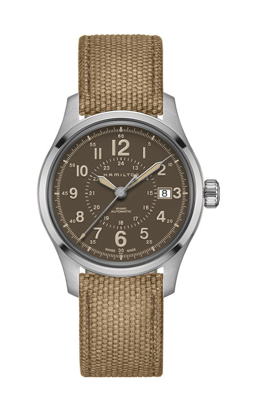 Hamilton Khaki Field Auto 40MM Watch H70305993 product image