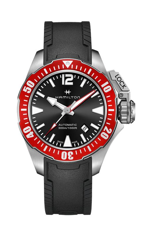 Hamilton Khaki Navy Frogman Watch H77725335 product image