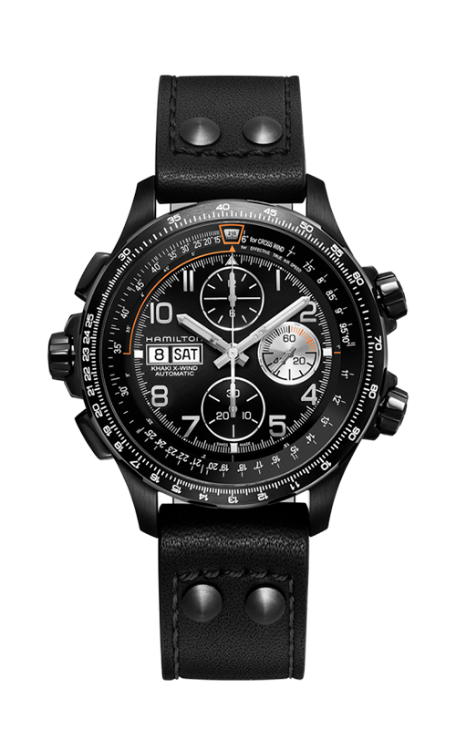 Khaki X-Wind Auto Chrono Watch H77736733 product image