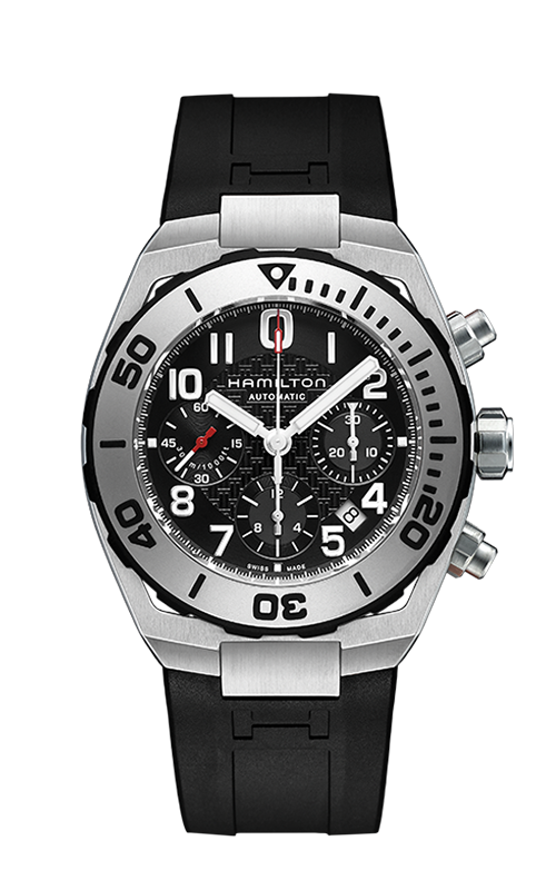 Hamilton Sub Auto Chrono Watch H78716333 product image