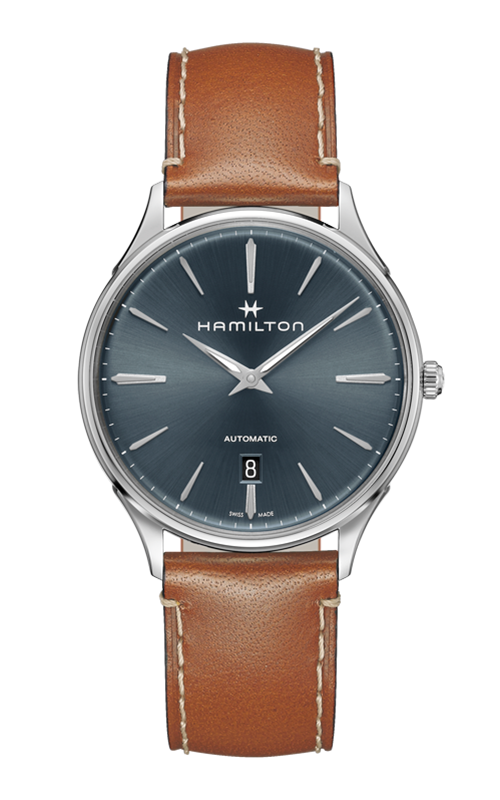 Hamilton Jazzmaster Thinline Auto Watch H38525541 product image