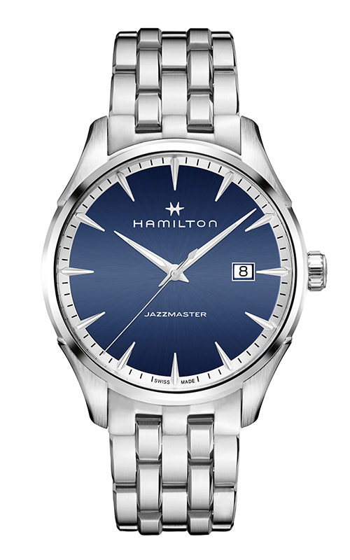 Hamilton Jazzmaster Gent Quartz Watch H32451141 product image