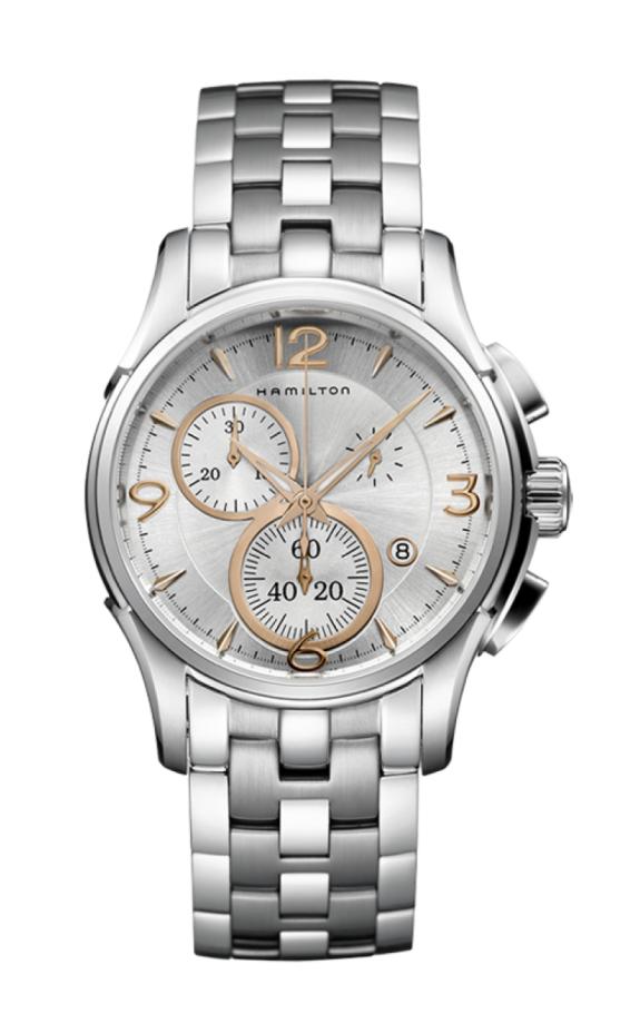 Hamilton Jazzmaster Chrono Quartz Watch H32612155 product image
