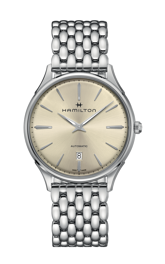 Hamilton Jazzmaster Thinline Auto Watch H38525111 product image