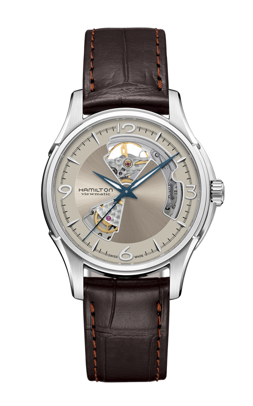 Hamilton Jazzmaster Open Heart Auto Watch H32565521 product image