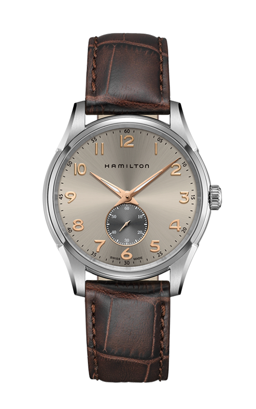 Hamilton Jazzmaster Thinline Small Second Quartz Watch H38411580 product image