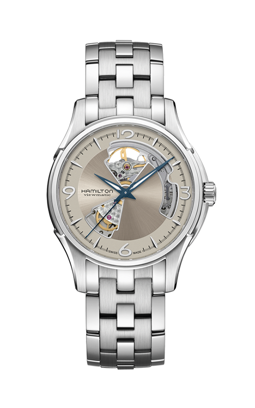 Hamilton Jazzmaster Open Heart Auto Watch H32565121 product image