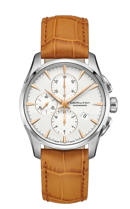Hamilton Jazzmaster Auto Chrono Watch H32586511 product image