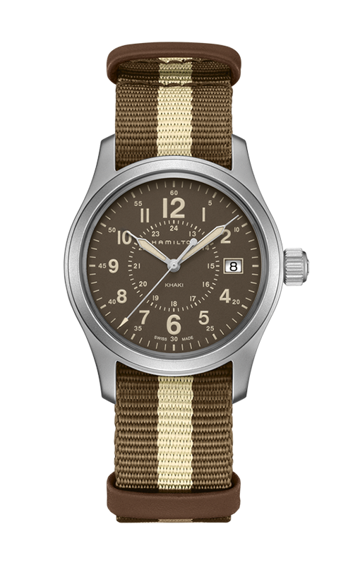 Hamilton Khaki Field Quartz Watch H68201093 product image