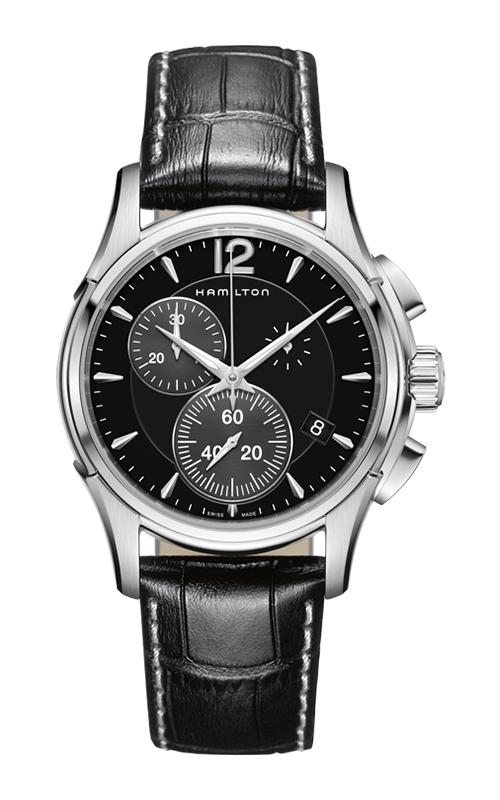 Hamilton Jazzmaster Chrono Quartz Watch H32612731 product image