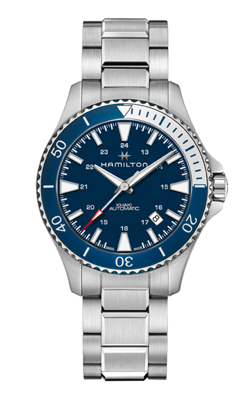 Hamilton Khaki Navy Scuba Auto Watch H82345141 product image