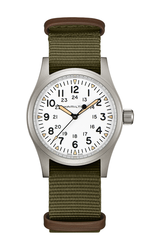 Hamilton Khaki Field Mechanical Watch H69439411 product image