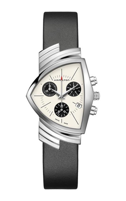 Hamilton Ventura Chrono Quartz Watch H24432751 product image