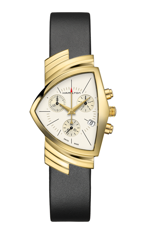 Hamilton Ventura Chrono Quartz Watch H24422751 product image