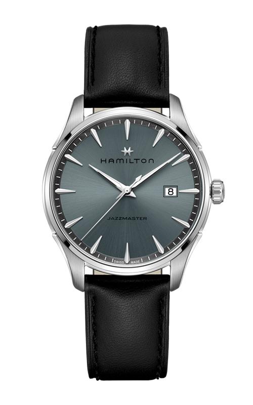 Hamilton Jazzmaster Gent Quartz Watch H32451742 product image