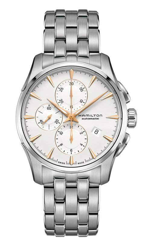 Hamilton Jazzmaster Auto Chrono Watch H32586111 product image