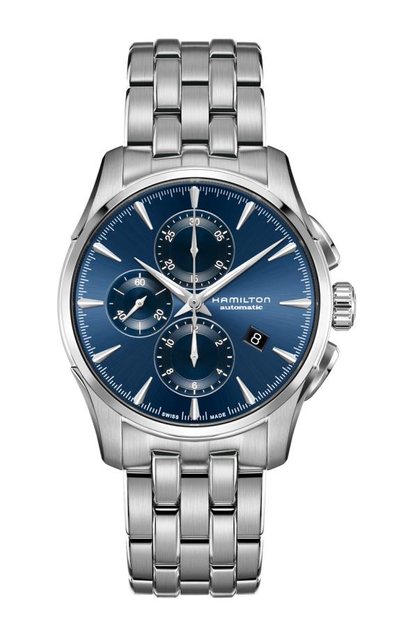 Hamilton Jazzmaster Auto Chrono Watch H32586141 product image