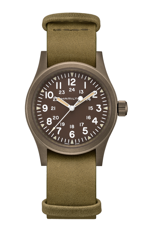 Hamilton Khaki Field Mechanical Watch H69449861 product image