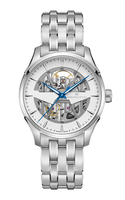 Hamilton Jazzmaster Skeleton Auto Watch H42535110 product image