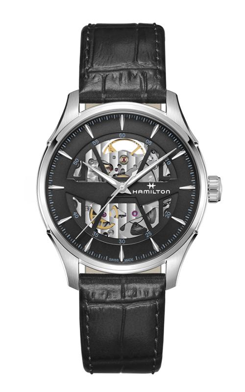 Hamilton Jazzmaster Skeleton Auto Watch H42535780 product image