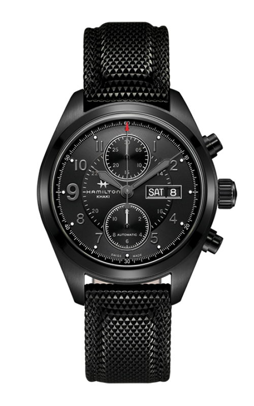 Hamilton Khaki Field Auto Chrono Watch H71626735 product image