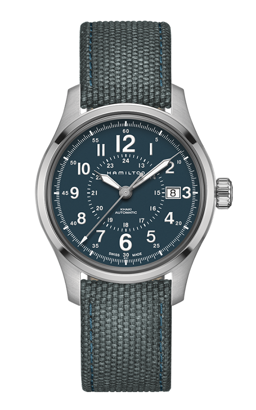 Hamilton Khaki Field Auto Watch H70305943 product image