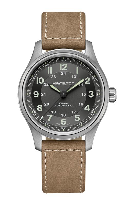 Hamilton Khaki Field Auto Watch H70545550 product image
