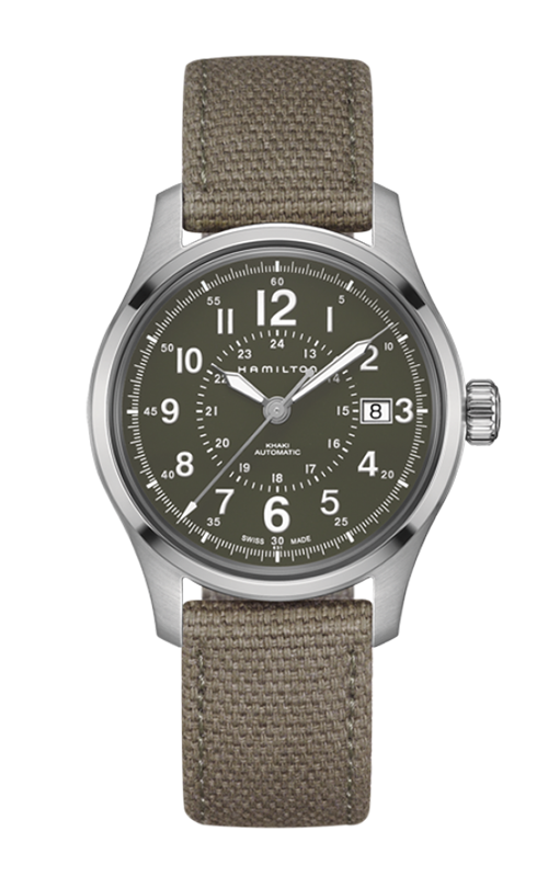 Hamilton Khaki Field Auto Watch H70595963 product image