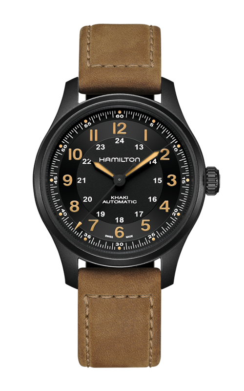 Hamilton Khaki Field Auto Watch H70665533 product image