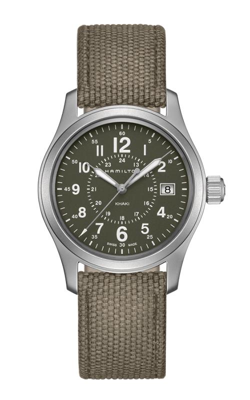 Hamilton Khaki Field Quartz Watch H68201963 product image