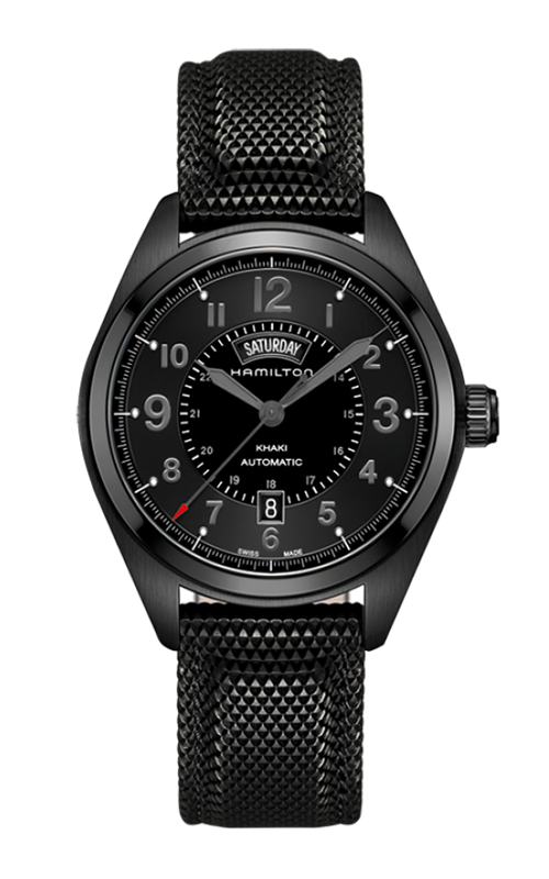 Hamilton Khaki Field Day Date Auto Watch H70695735 product image