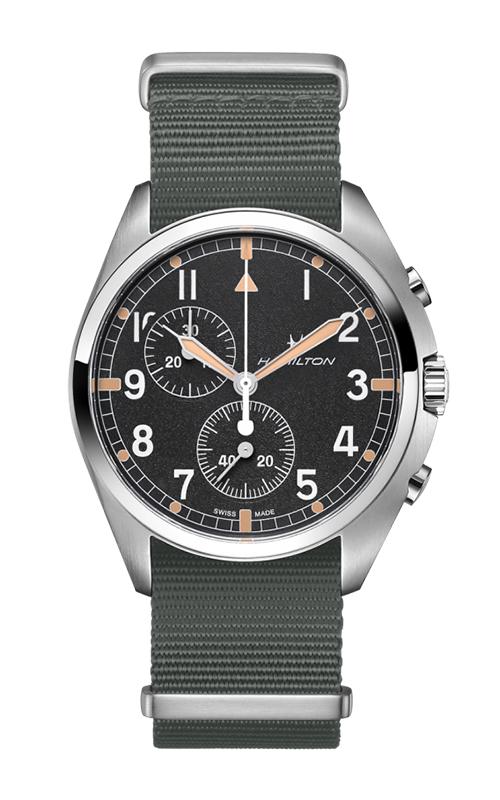 Hamilton Khaki Aviation Pioneer Chrono Quartz Watch H76522931 product image