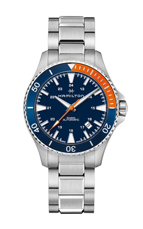 Hamilton Khaki Navy Scuba Auto Watch H82365141 product image