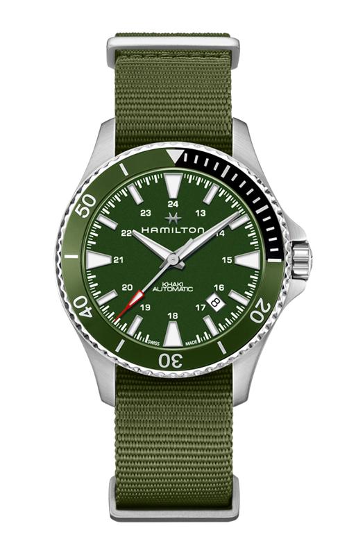 Hamilton Khaki Navy Scuba Auto Watch H82375961 product image