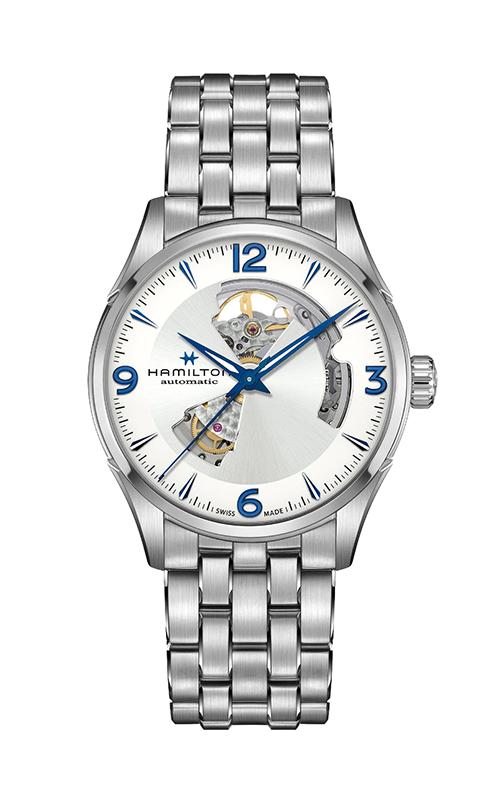 Hamilton Jazzmaster Open Heart Watch H32705152 product image