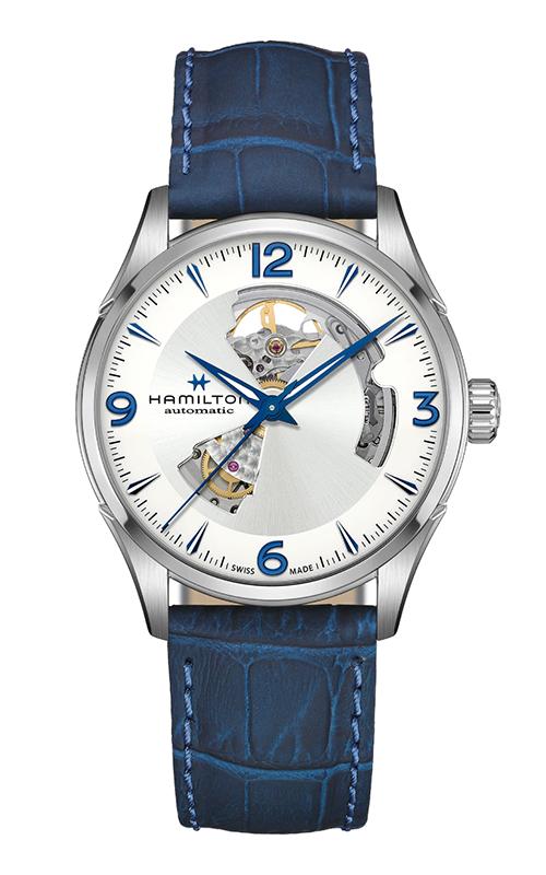 Hamilton Jazzmaster Open Heart Watch H32705651 product image