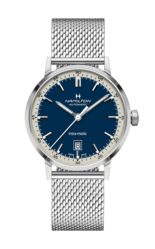 Hamilton American Classic Intra-Matic Auto Watch H38425140 product image