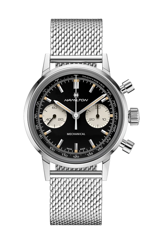 Hamilton American Classic Intra-Matic Auto Chronograph H Watch H38429130 product image