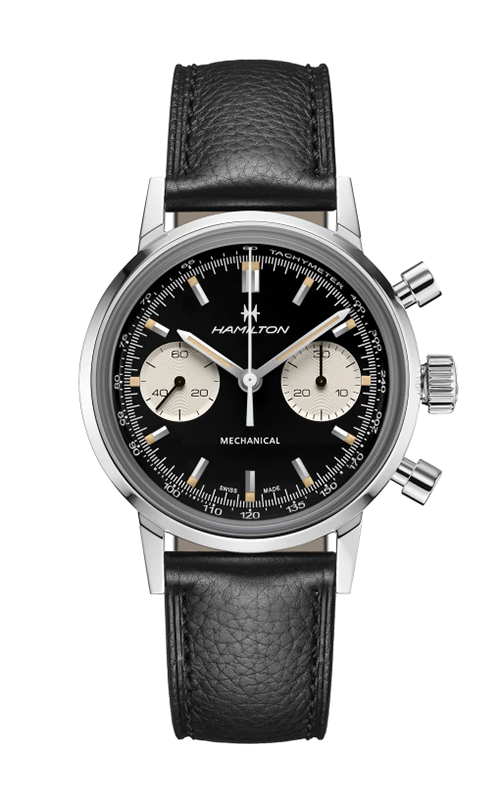 Hamilton American Classic Intra-Matic Auto Chronograph H Watch H38429730 product image