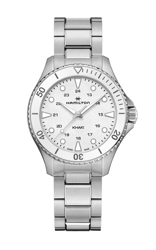 Hamilton Khaki Navy Scuba Quartz Watch H82221110 product image