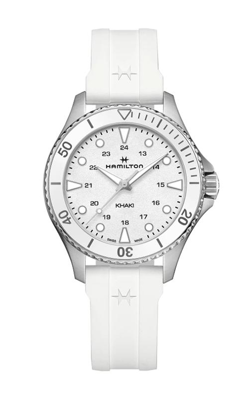Hamilton Khaki Navy Scuba Quartz Watch H82221310 product image