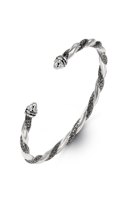 Hera Jewelry Classic Stax Bracelet HB61S-4MM product image