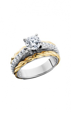 HL Mfg Modern Classics Engagement Ring 10700 product image